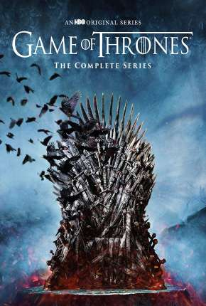 Game of Thrones 1ª até ª 7 Temporada