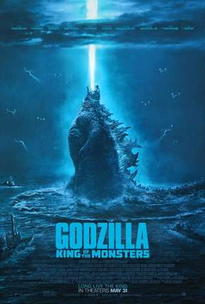 Godzilla II - Rei dos Monstros BluRay