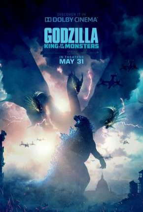 Godzilla 2 - Rei dos Monstros Legendado