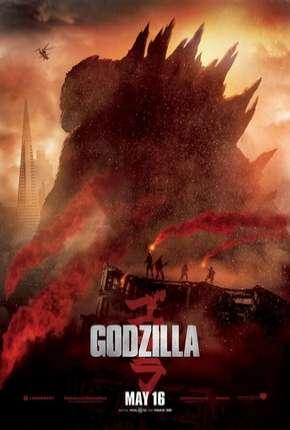 Godzilla BluRay