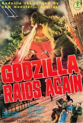 Godzilla Contra-Ataca - Legendado