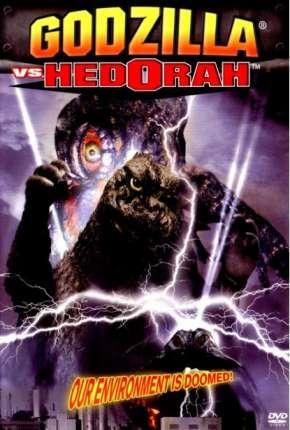 Godzilla vs. Hedorah - Legendado