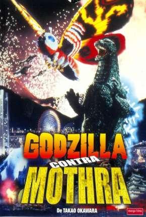 Capa Godzilla vs. Mothra Dublado