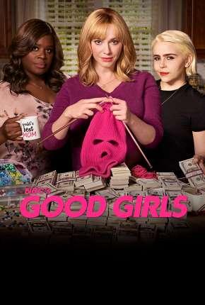 Capa Good Girls - 1ª Temporada Netflix Dublada