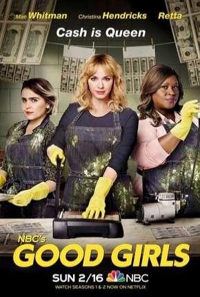 Good Girls - 3ª Temporada Legendada