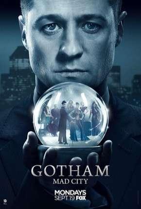 Gotham - 3ª Temporada Completa