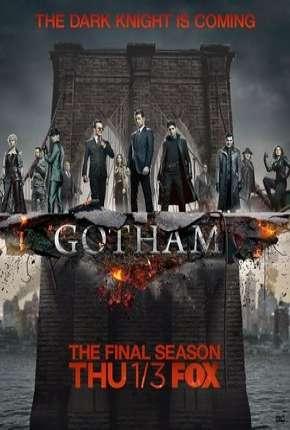 Gotham - 5ª Temporada Completa