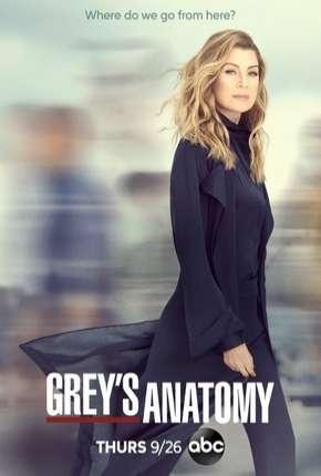 A Anatomia de Grey - Greys Anatomy - 16ª Temporada via Torrent
