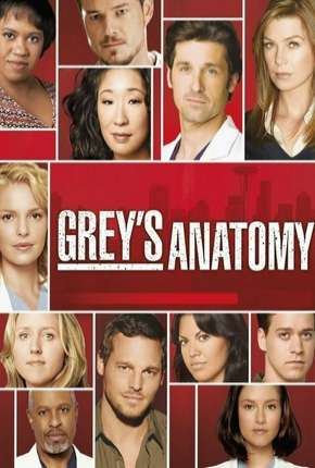 Greys Anatomy - 4ª Temporada - Completa