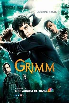Grimm - Contos de Terror - 2ª Temporada Completa
