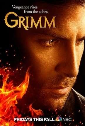 Grimm - Contos de Terror - 5ª Temporada Completa