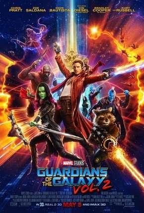 Guardiões da Galáxia Vol. 2 - IMAX OPEN MATTE