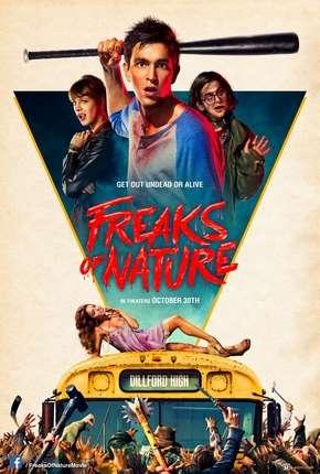 Guerra dos Monstros - Freaks of Nature