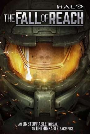 Halo - The Fall of Reach BluRay