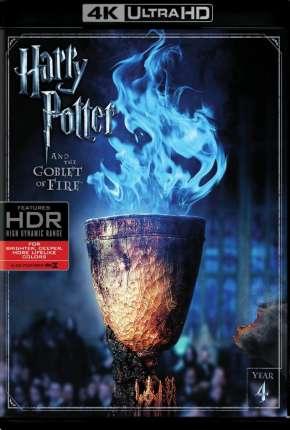 Harry Potter e o Cálice de Fogo - Versão Exibida nos Cinemas 4K