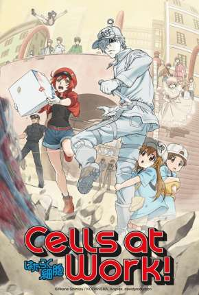 Hataraku Saibou - Cells at Work