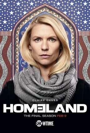 Homeland - 8ª Temporada Legendada