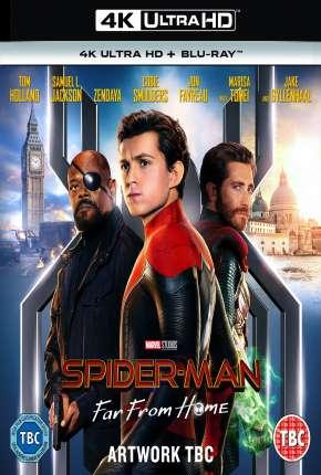 Homem-Aranha - Longe de Casa 4K Ultra HD