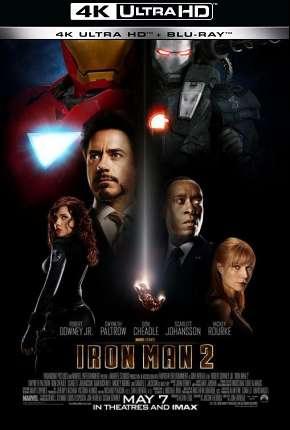 Homem de Ferro 2 - 4K
