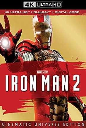 Homem de Ferro 2 4K UHD