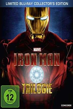Homem de Ferro - Trilogia via Torrent