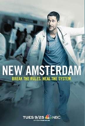 Hospital New Amsterdam - Toda Vida Importa - 1ª Temporada via Torrent