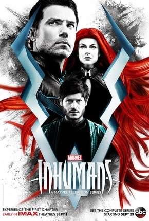 Inumanos - 1ª Temporada