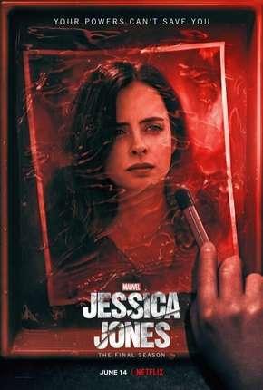 Jessica Jones - 3ª Temporada Completa Netflix