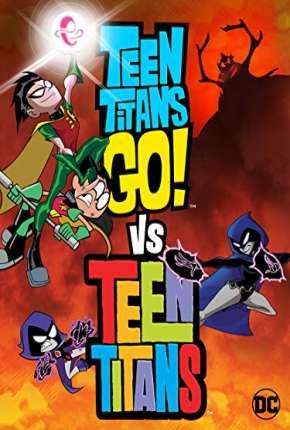 Jovens Titãs em Ação! vs Jovens Titãs - Legendado