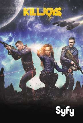 Killjoys - Agentes Espaciais 5ª Temporada Legendada
