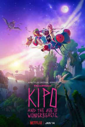 Kipo e os Animonstros - 1ª Temporada Completa