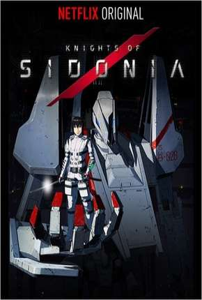 Capa Knights of Sidonia Dublado