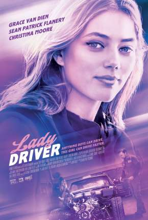 Capa Lady Driver - Legendado