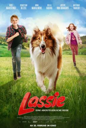 Filme Lassie Come Home - CAM - Legendado Download