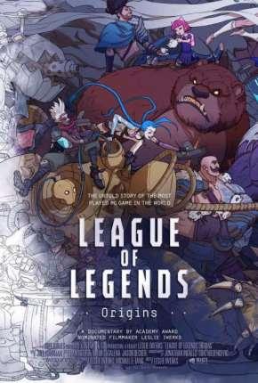 League of Legends - A Origem - Legendado
