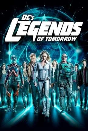 Legends of Tomorrow - Lendas do Amanhã 5ª Temporada Legendada via Torrent