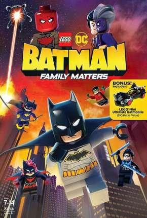 Capa LEGO DC: Batman - Assuntos de Família - Legendado