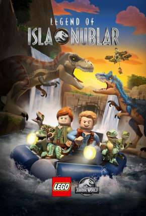 LEGO Jurassic World: A Lenda da Ilha Nublar - Legendado