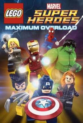 Capa LEGO Marvel Super-Heróis - Sobrecarga Máxima Dublado