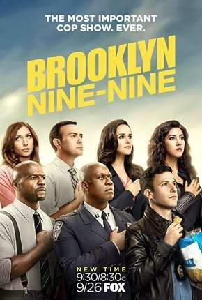 Lei e Desordem - Brooklyn Nine-Nine 5ª Temporada
