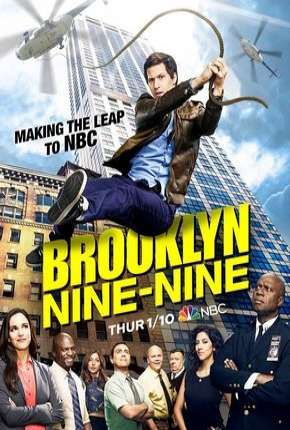 Lei e Desordem - Brooklyn Nine-Nine 6ª Temporada via Torrent