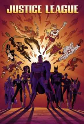 Liga da Justiça - Completo via Torrent