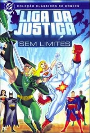 Liga da Justiça Sem Limites - Completo