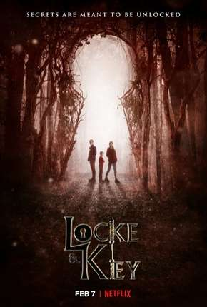 Locke e Key - 1ª Temporada Completa