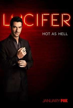 Lucifer - 1ª Temporada - Completa