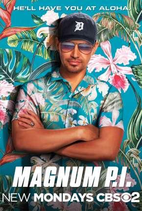 Magnum P.I. - 2ª Temporada Legendada via Torrent