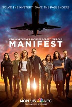 Manifest - O Mistério do Voo 828 - 2ª Temporada Legendada