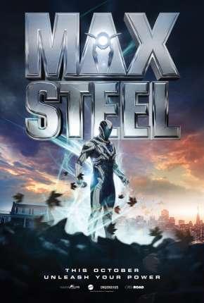 Max Steel BluRay