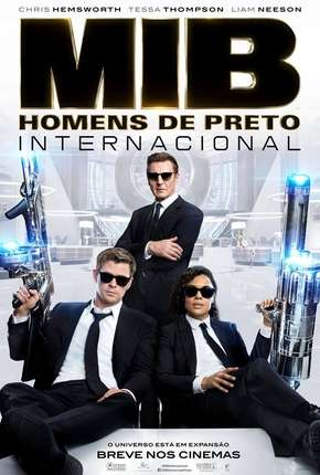 MIB - Homens de Preto - Internacional BluRay