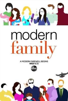 Modern Family - 11ª Temporada Legendada via Torrent